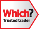 Abbey Windows Leicester are proud to be a Which? Trusted Trader for pvc-u double glazed window, door and conservatory installations