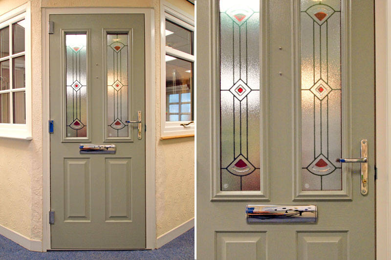 Abbey-windows-olive-composite-door & Abbey Doors Leicester u0026 Picture 1 pezcame.com