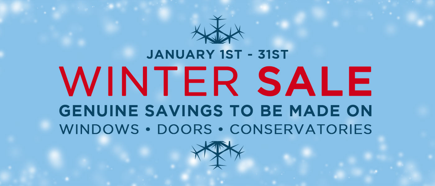 Abbey Windows Leicester 2018 Genuine Winter Sale Now on!