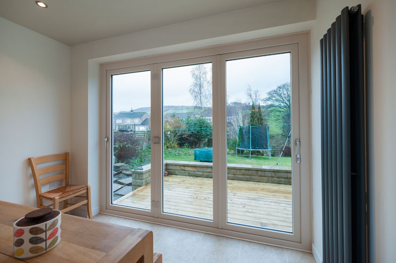 Abbey Windows Leicester bifold doors