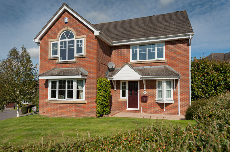Abbey Windows Leicester upvc white pvc-u windows and doors