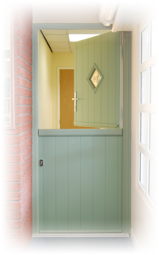 Abbey Windows Leicester upvc stable doors