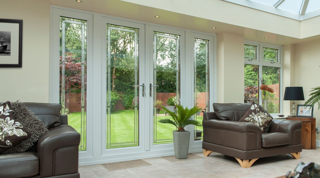 Double glazed upvc doors french doors sliding patio doors for Double glazed porch doors