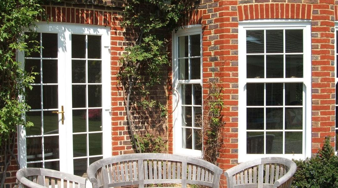 Traditionally Styled Upvc Vertical Sliding Sash Windows