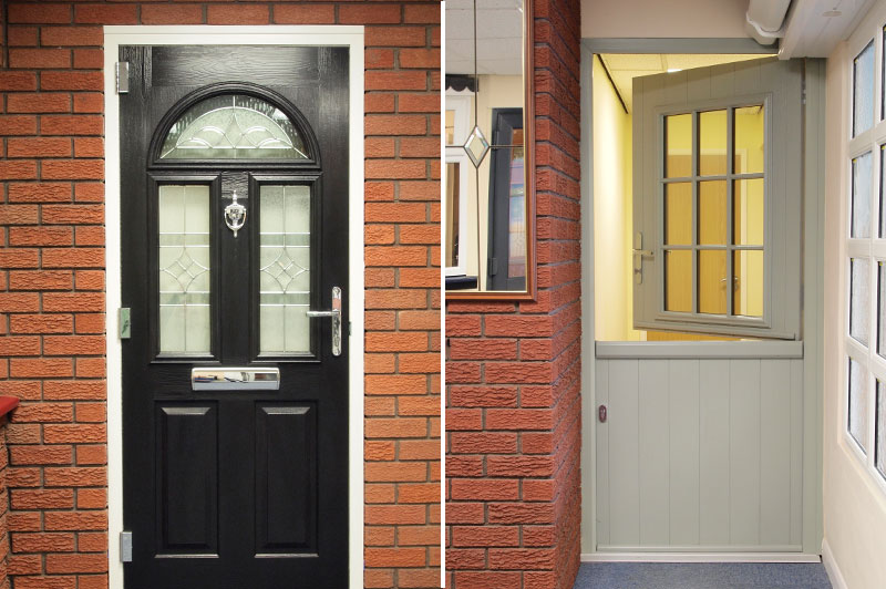Abbey Windows Leicester composite and stable doors
