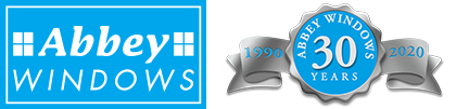 Sale Now on! | Abbey Windows Leicester | Call now and save! Logo