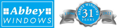 Abbey Windows Leicester | Over 31 years of PVC-U windows, doors & conservatories Logo