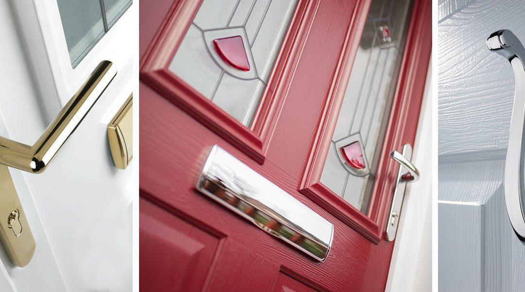 Abbey Windows Leicester composite doors